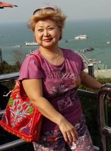 Мама в Таиланде