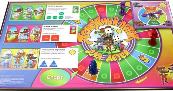 Игра Cash flow Денежный поток