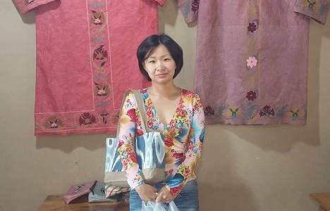 Бумажная одежда