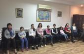 Детская встреча с Ириной Даниловой