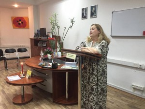 Ирина Данилова и новая книга Бабушка, зачем надо слушаться