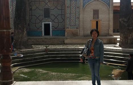 Мечеть Абди-дарун