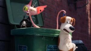 Тайная жизнь домашних животных. Уличные кошки и Макс