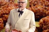 Основатель KFC Харланд Сандерс