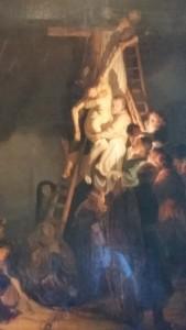 снятие иисуса с креста