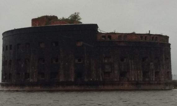 форт в кронштадте
