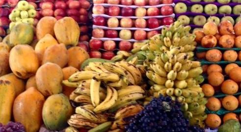 фрукты перу