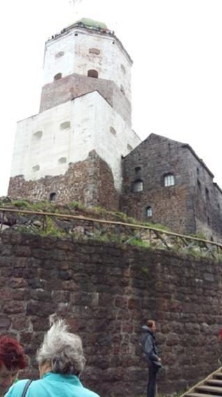 к башне святого олафа